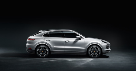 The Cayenne S Coupé