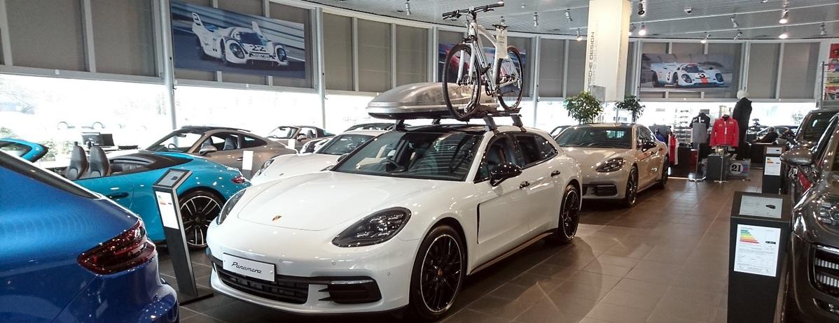 Porsche centre leeds tequipment prepare your porsche for a spring adventure publicscrutiny Choice Image