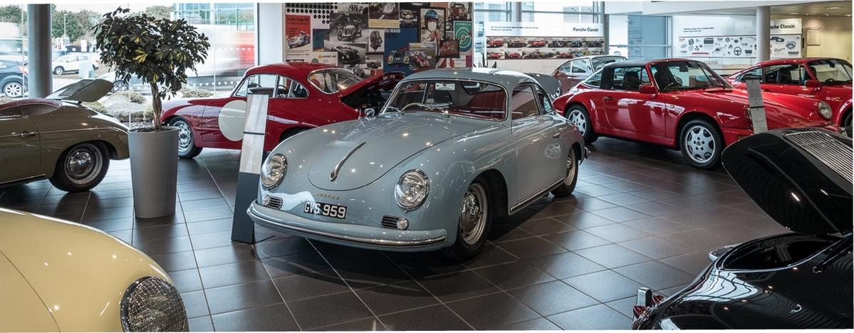 Owner Services Porsche Classic Porsche Centre Leeds