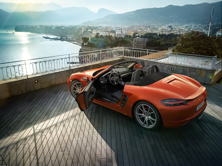 718 Boxster S.