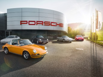 More about Porsche Classic