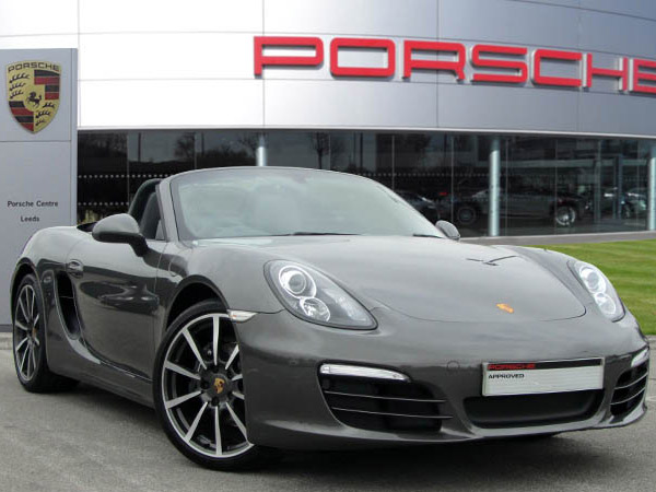 Boxster (981), Agate Grey