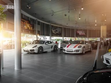 Homepage Porsche Centre Leeds